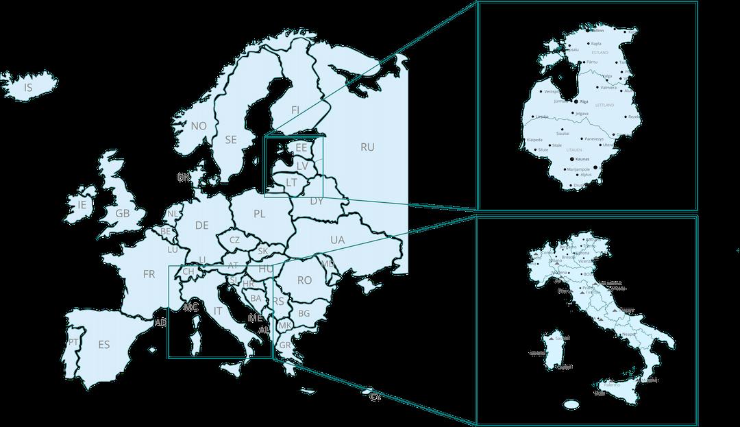 FG Logistics Europa